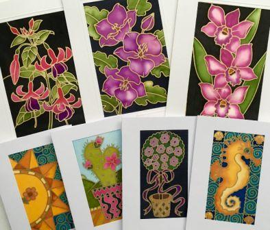 Silk Painting Image 2