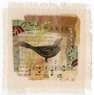bird print 2238