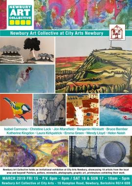 NAC CITY ARTS 2019
